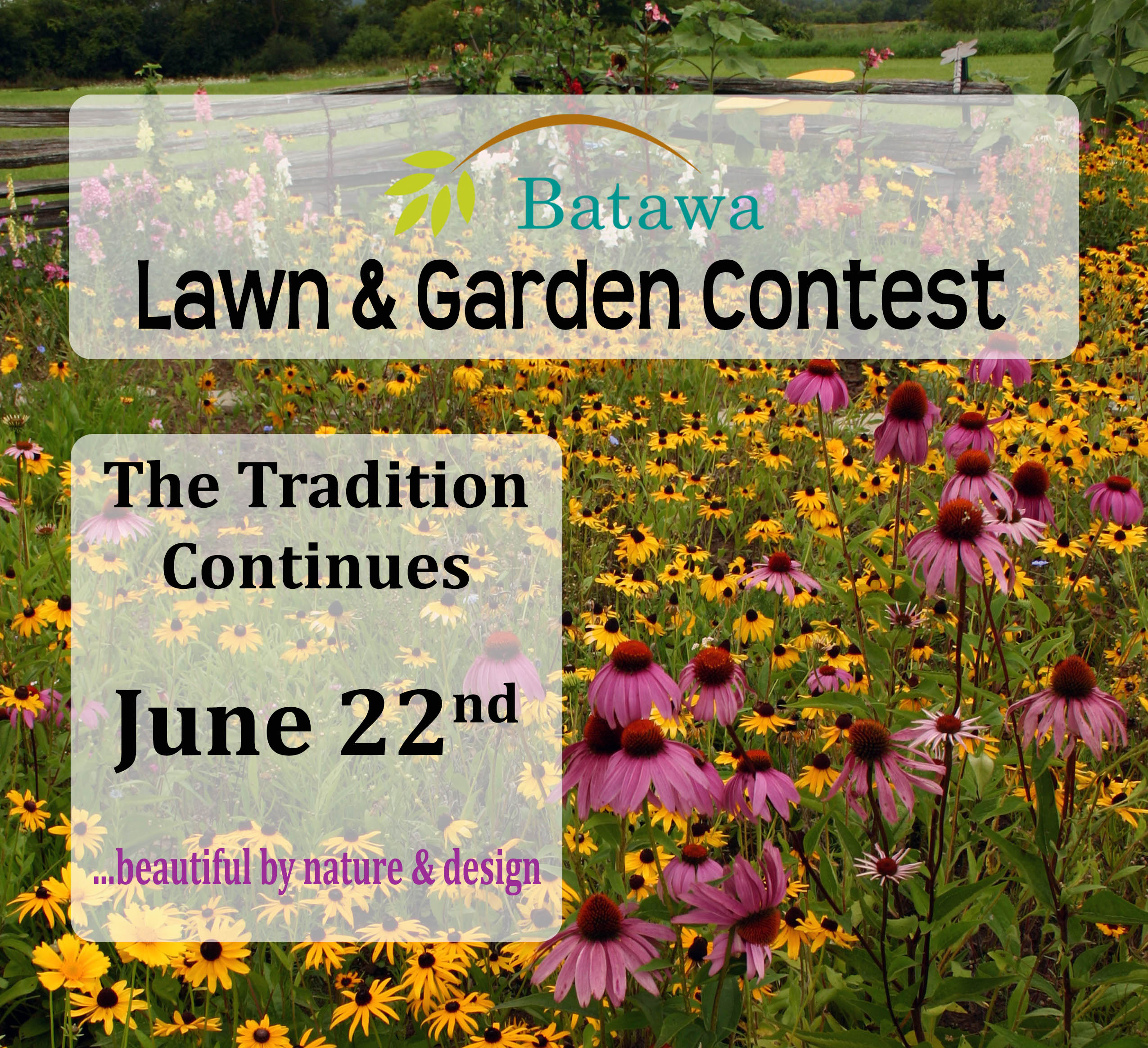 Batawa 9th annual lawn garden contest home Home and garden contest