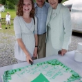 Batawa Ski Hill celebration cake
