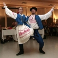 Czech dancers entertain Homecoming dinner guests