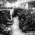 Inside of the Bata Factory
